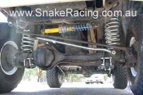 80/100 Series Adjustable Front Panhard Bar