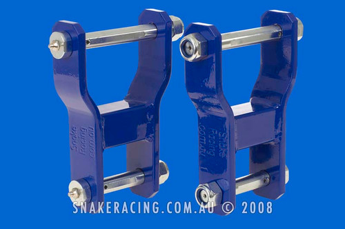 """BT-50 Pre 2012 Extended Shackle - 2"""" Lift"""