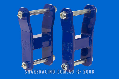 MK Triton - Extended Shackle REAR