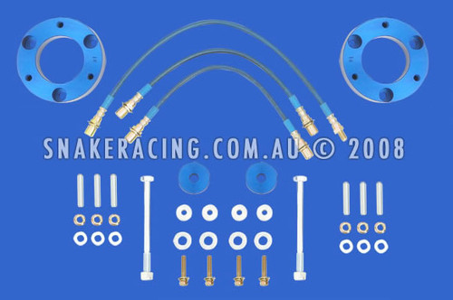 """2005-15 Hilux 3"""" Front Add-On Kit"""