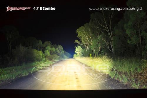 40 e srs pro led light bar spot flood combo snake racing 40 e srs pro led light bar spot flood aloadofball Image collections