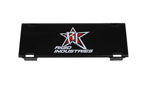All Black covers include a Rigid industries star logo.