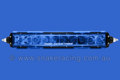 "SR Series 10"" Translucent Lens Cover BLUE"