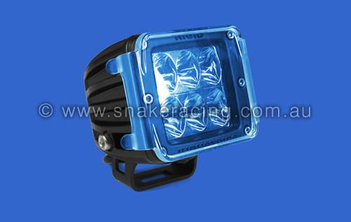 D Series Translucent Blue Lens Cover