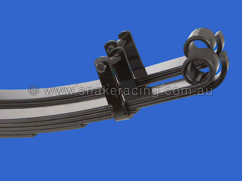 X-Flex Land Cruiser 40/45 Series Front Leaf Spring