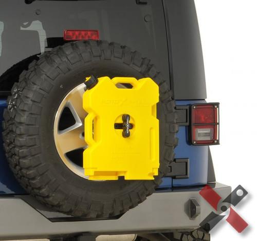 RotopaX Yellow 7.5L - Fuel Tank