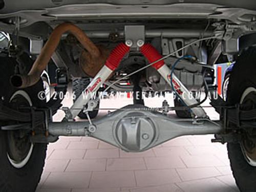 Inverted Rear Shock Kit