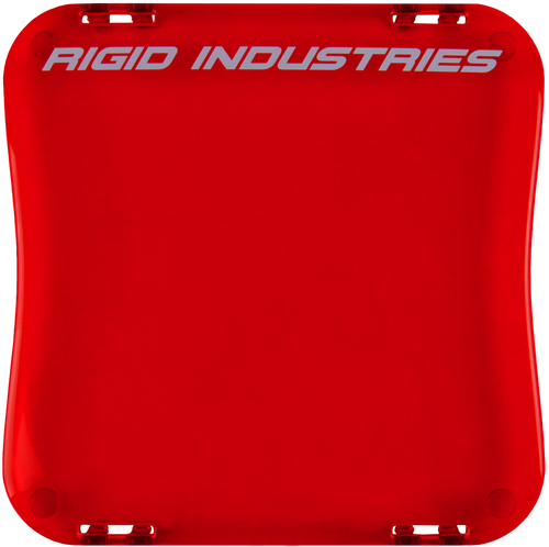 Dually XL Series Translucent Red Lens Cover