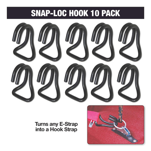 Snap-Loc - Hook Convertor 10 Pack