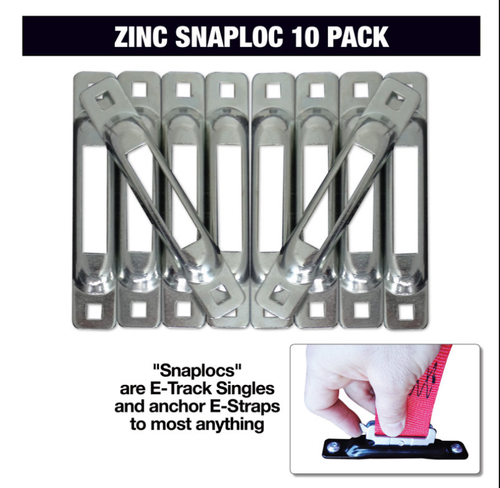 Snap-Loc - Zinc Plated 10 Pack