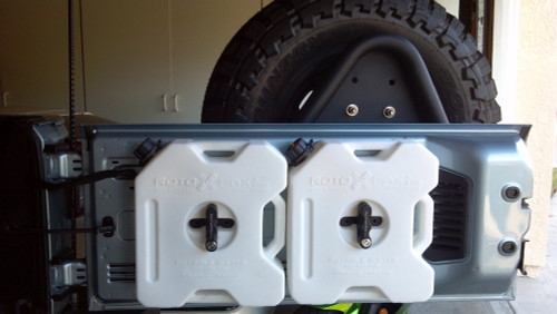 RotopaX White 6.6L - Water Tank