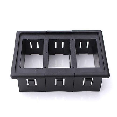 3 x Carling Rocker Switch Panel