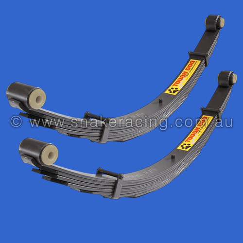 Diahatsu Feroza REAR Leaf Springs 40mm Lift