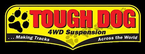 Pajero 40mm Tough Dog Suspension Kit