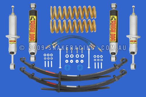 """Navara NP300 3"""" Lift Kit - Leaf Spring Rear"""