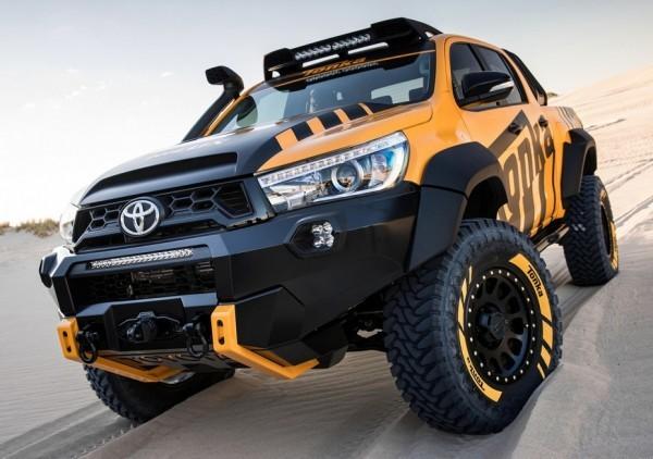 2015+ Toyota Hilux