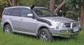 X Series SUV 2005 on