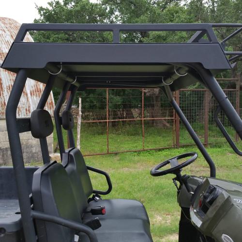 Polaris Ranger Full-Size Single Cab Metal Roof (Pipe Frame 08-17)