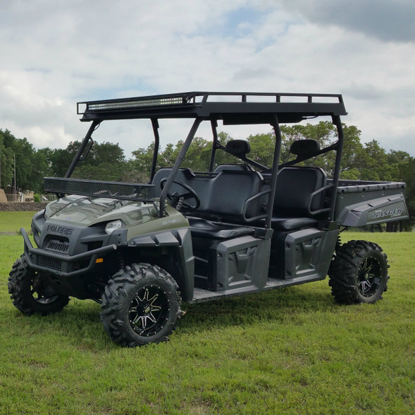 Polaris Ranger 800 Crew Metal Top One Piece Texas Outdoors
