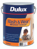 Dulux wash & wear ls atq white usa 4l
