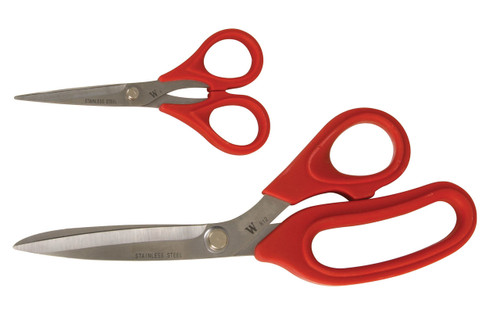 Scissors wiss 127/216mm pk2