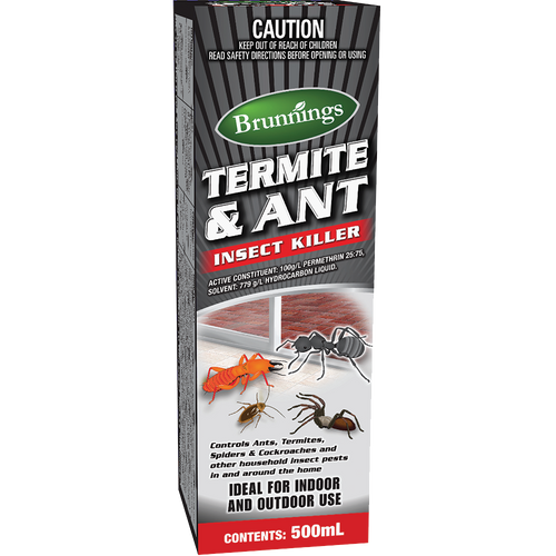 Ant & termite killer 500ml brunnings