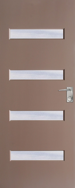 Door newington xn5 glz clr 2040x820x40mm