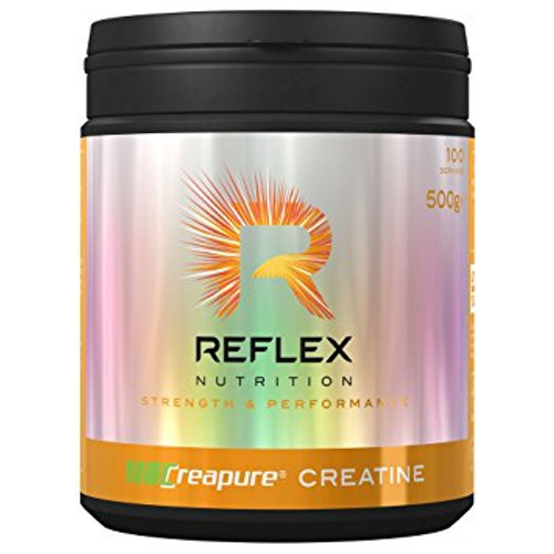 Reflex Nutrition Creapure CREATINE 500 G - 100 Servings