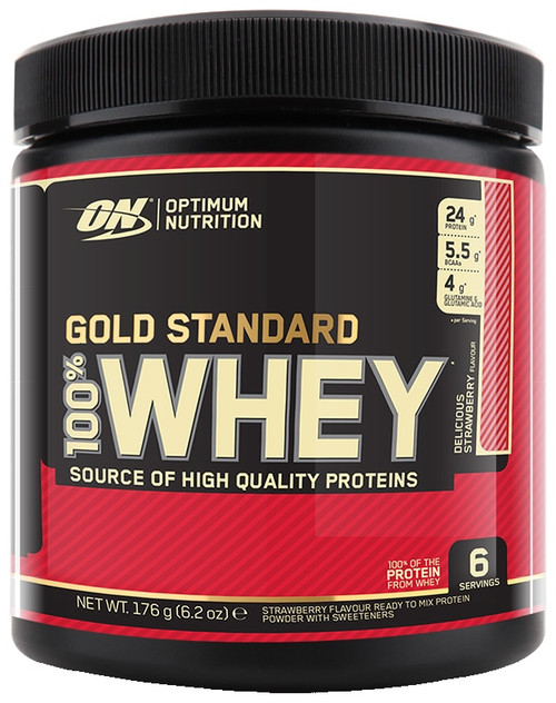 Optimum Nutrition 100% Whey Gold Standard 176 G - 6 Servings