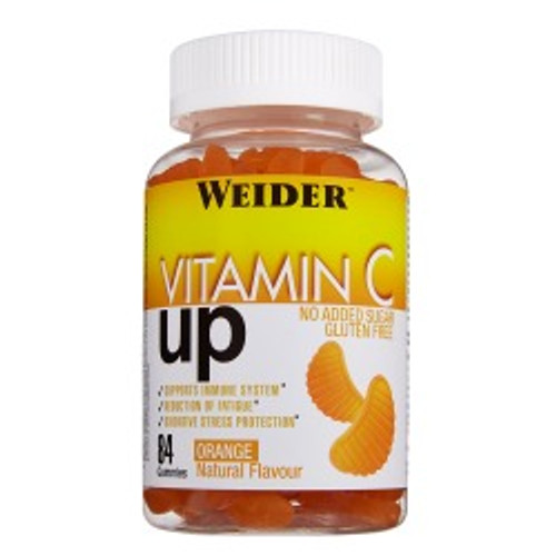 Weider Vitamin C Up 84 Gummies