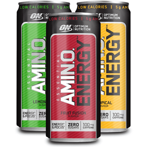 Optimum Nutrition Essential Amino Energy 330 ML X 24 Pack