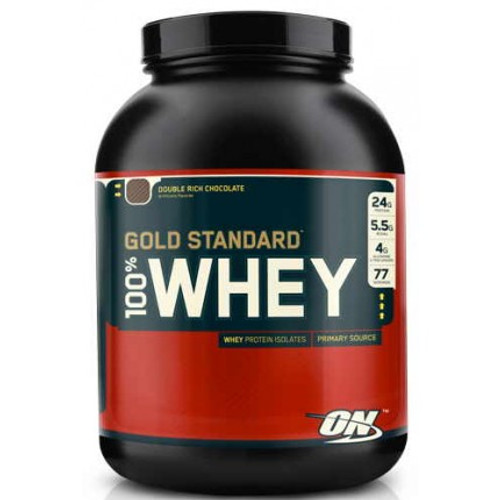 Optimum Nutrition 100% Whey Gold Standard 2.27 KG (5 LB)