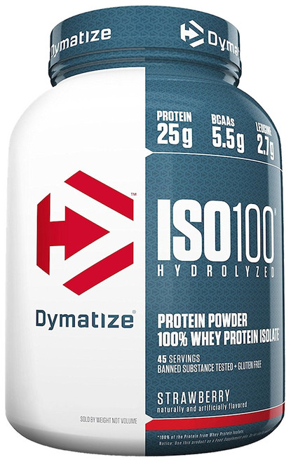 Dymatize ISO 100 2.2 KG (5 LB) New Look