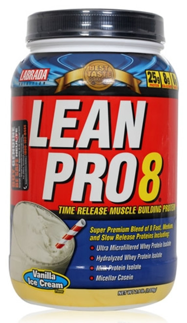 Labrada Lean Pro8 - 1320 G
