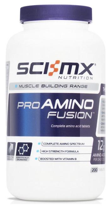 Sci-MX Pro Amino Fusion 200 Tablets
