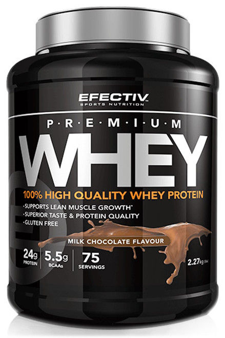 Efectiv Premium Whey 2.27 KG
