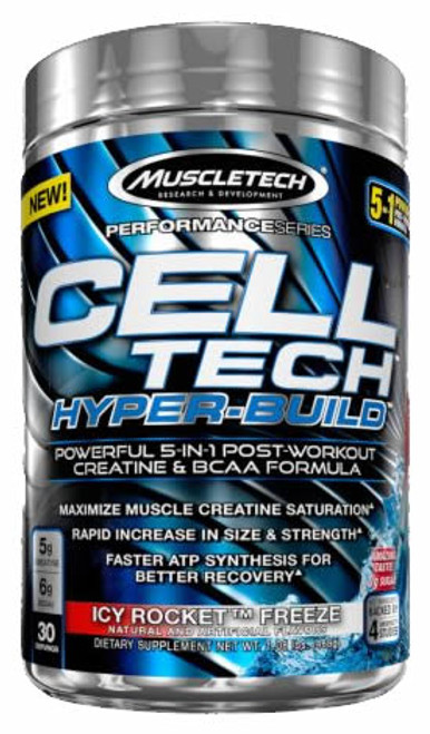 MuscleTech Cell Tech Hyper-Build 30 Servings