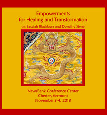 Empowerments for Healing and Transformation - VT, Nov 3-4 2018 - The Evolution of Consciousness Series