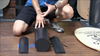 Foam Roller Package - Black Rocker