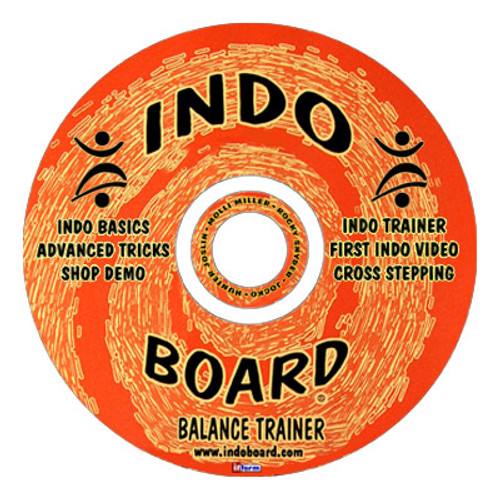 Indo Board Demo DVD