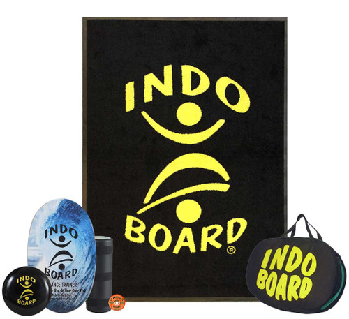 Indo Original Total Gym Package - wave