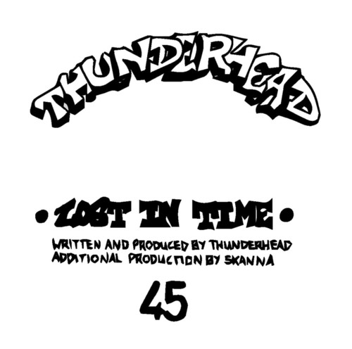 "Thunderhead - Lost In Time - Limited Edition 12"" Vinyl"