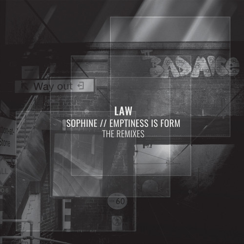 "Law & Wheeler - Sophine / Emptiness Is Form Remixes - Repertoire - 12"" Vinyl"