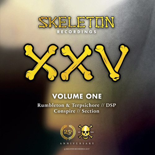 "Various Artists - Skeleton XXV Project Volume One - 12"" Vinyl"