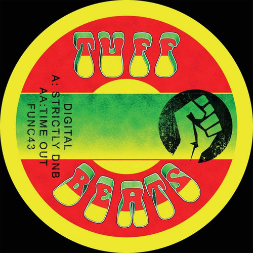 """Digital - Strictly DNB / Time Out - 12"""" Vinyl"""