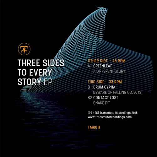 """Various Artists - Three Sides To Every Story - Transmute - 12"""" Vinyl"""