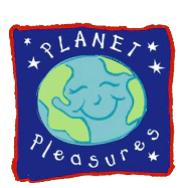 Planet Pleasure Logo