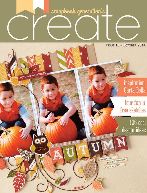 CREATE: October 2014 Downloads