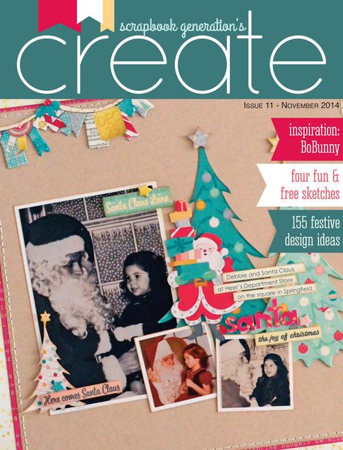 CREATE: November 2014 Downloads