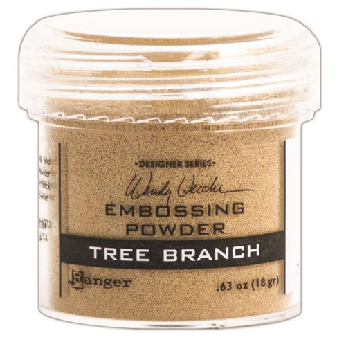 Wendy Vecchi Designer Series Embossing Powder: Tree Branch